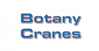 Botany Cranes