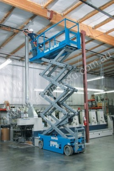 Genie GS2632 Electric Scissor Lift