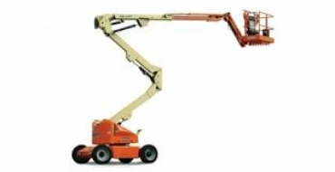 JLG E400AJP Narrow Boom Lift