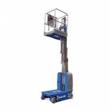 Vertical man lift sale