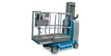 Genie GR20 Vertical Man Lift