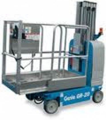 Genie GR 15 Vertical Man Lift