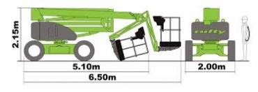 Boom lift sale