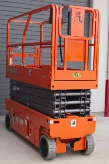 DINGLI E-TECH S0808-E SCISSOR LIFT