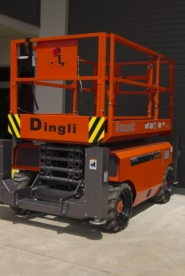Digngli Summit SC0817-AWD Scissor Lift
