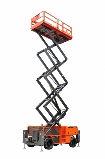 Dingli Summit SL1323-AWD Rough-Terrain Scissor Lift for Sale