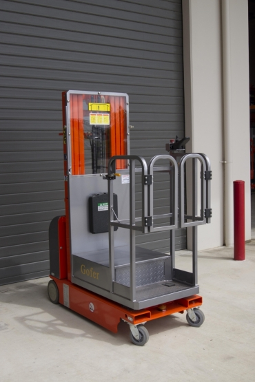 Dingli Gofer DTP037IPE Electric Aerial Order Picker