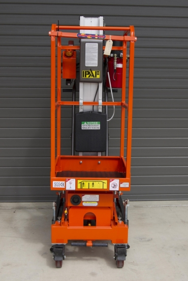 Dingli Rizer MVP080-E Manually Propelled Personnel Lift