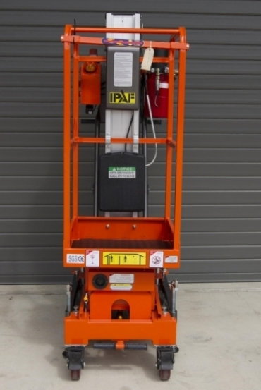 Dingli Rizer MVP100-E Manually Propelled Personnel Lift