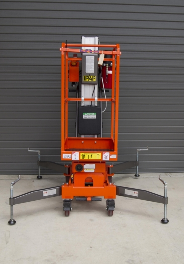 Dignli Rizer MVP120-E Manually Propelled Personnel Lift