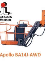 Dingli Apollo BA14J-AWD Self Propelled Articulating Boom Lift