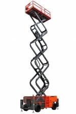 Dingli Summit SL1623-AWD Rough-Terrain Scissor Lift