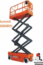 DINGLI E-TECH S0608-E SCISSOR LIFT
